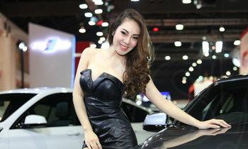 พริตตี้ HARTGE - Motor Show 2014