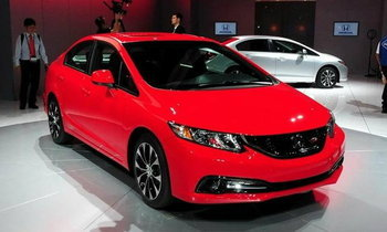 Honda Civic Si Sport ใหม่ มาพร้อมเครื่องยนต์ 2.4 ลิตร