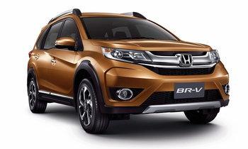 Honda BR-V ใหม่ เปิดตัวแล้วอย่างเป็นทางการ เคาะรุ่นท็อปสุด 8.2 แสนบาท