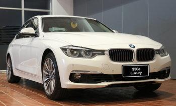 BMW เตรียมส่ง 330e รุ่นประกอบไทย เริ่ม 2.599 ล้านบาท