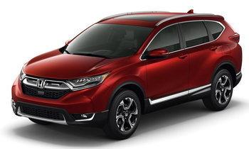 2017 Honda CR-V ใหม่ เผยราคาจำหน่ายเริ่มต้น 8.66 แสนในสหรัฐฯ