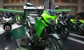 รถใหม่ Kawasaki ในงาน Motor Expo 2016