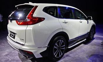 Honda CR-V 2017 พร้อมชุดแต่ง Modulo รอบคันเริ่ม 23,500 บาท
