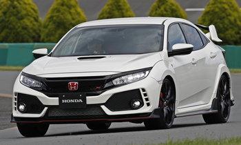 First Impression: Honda Civic Type R 2017 ใหม่ ซิ่งไกลถึงประเทศญี่ปุ่น