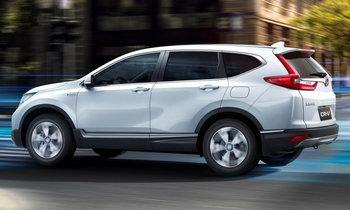Honda CR-V Hybrid 2017 ใหม่ ขุมพลัง 215 แรงม้าเผยโฉมที่งานออโต้เซี่ยงไฮ้
