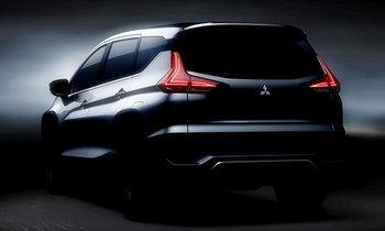 ทีเซอร์ Mitsubishi Expander 2017 ภาพใหม่เห็นเค้าโครงชัดขึ้นกว่าเดิม