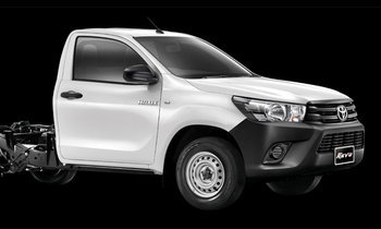 Toyota Hilux Revo 2.4J 2017 แค็บและแชสซีส์ใหม่ ราคา 516,000 บาท
