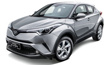 มาได้ไง! Toyota C-HR 2017 เวอร์ชั่นมาเลเซียเผยสเป็คแล้ว