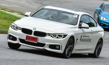 รีวิว BMW 430i Coupe/Convertible 2017 ไมเนอร์เชนจ์ใหม่ แรง-หล่อ-หรู ถูกใจสายซิ่ง
