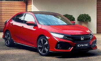 Honda Civic 2017 เตรียมส่งเครื่องยนต์ดีเซล 1.6 ลิตรลุยตลาดยุโรป