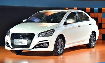 Suzuki Avilio Pro 2017 (Ciaz ไมเนอร์เชนจ์) เผยโฉมแล้วที่ประเทศจีน