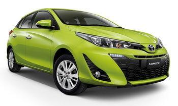 Toyota Yaris และ Yaris ATIV 2017 ปรับราคาขึ้น 1-1.6 หมื่นรุ่นทุกย่อย