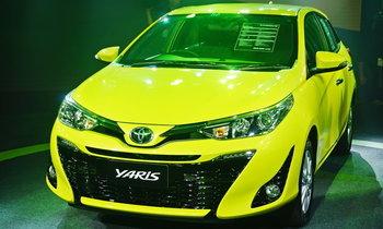 Toyota Yaris 2017 รุ่นปรับปรุงโฉมใหม่ เคาะราคารุ่นท็อป 609,000 บาท
