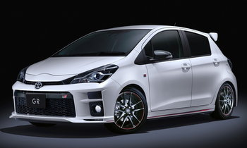 เปิดตัว GR แบรนด์รถสปอร์ตน้องใหม่จากค่าย Toyota