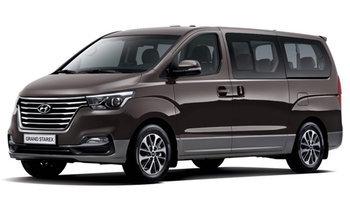 Hyundai Grand Starex/H-1 2018 บิ๊กไมเนอร์เชนจ์ใหม่เปิดตัวแล้วที่เกาหลีใต้