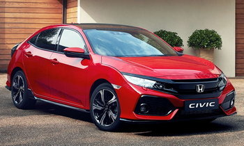 Honda Civic Hatchback 2018 มีเครื่องยนต์ดีเซล 1.6 ลิตรให้เลือกแล้วที่อังกฤษ