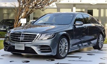 Mercedes-Benz S350d 2018 โฉมไมเนอร์เชนจ์ใหม่เปิดตัวแล้ว ราคา 7,640,000 บาท