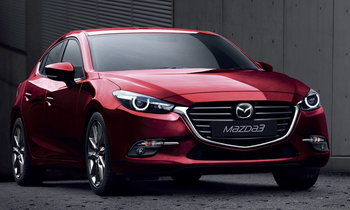Mazda3 2018 ใหม่ เพิ่มอ็อพชั่นทุกรุ่นย่อย ปรับราคาขึ้น 10,000 - 30,000 บาท