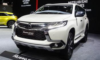 Mitsubishi Pajero Sport Limited Edition 2018 ใหม่ เพิ่มอ็อพชั่นแน่น เคาะ 1.424 ล้านบาท