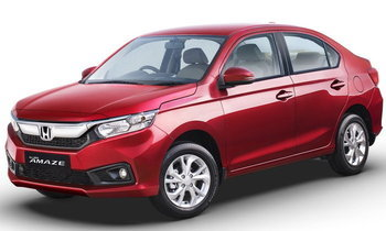 Honda Amaze 2018 ใหม่ เปิดรับจองแล้วที่ประเทศอินเดีย คาดเริ่มเพียง 2.89 แสนบาท
