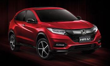 เจาะสเป็ค Honda HR-V RS 2018 ใหม่ มีอะไรพิเศษบ้าง?
