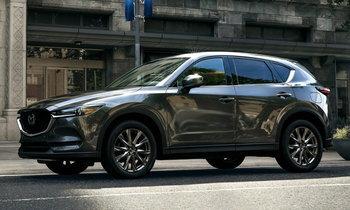 Mazda CX-5 2019 ใหม่ พร้อมขุมพลังเทอร์โบ 2.5 ลิตร เผยโฉมในสหรัฐฯ