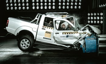 สยอง! Nissan Frontier โฉมเก่าได้คะแนนความปลอดภัยระดับ 0 ดาว