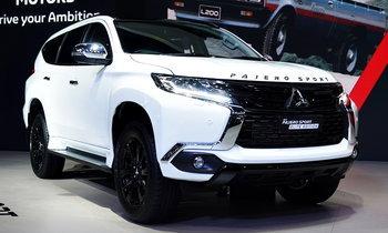 Mitsubishi Pajero Sport Elite Edition 2019 ใหม่ พร้อมหลังคาสีดำ เริ่ม 1,459,000 บาท