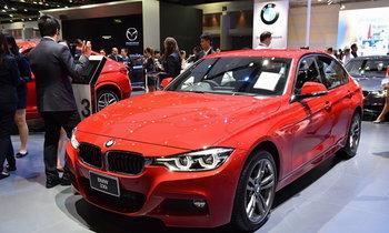 BMW 3-Series ไมเนอร์เชนจ์ใหม่เปิดตัวแล้วที่มอเตอร์เอ็กซ์โป 2015