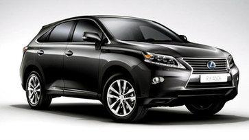 Lexus RX  หลุดก่อนเปิดตัวตระกูลอเนกประสงค์ตัวหรูที่งดงาม