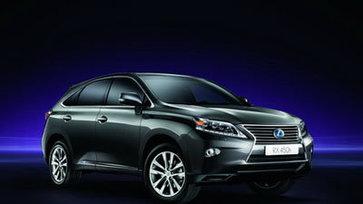 Lexus RX  ปรับให้หรูคู่ความไฮเทค