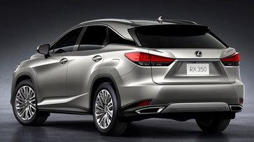Lexus RX 2020 ไมเนอร์เชนจ์ใหม่เผยโฉมครั้งแรกที่ญี่ปุ่น ปรับสดใหม่กว่าเดิม
