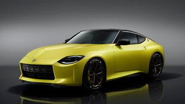 ตำนานกลับมาแล้ว! เผยโฉม Nissan Z Proto รถต้นแบบตระกูล Z คันใหม่ เครื่องยนต์ V6