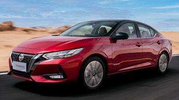 Nissan Sylphy e-POWER 2022 ใหม่ เปิดตัวแล้วที่จีน-ประหยัด 25.6 กม./ลิตร