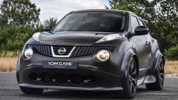 Nissan Juke-R ขุมพลัง 700 แรงม้าจาก GT-R ถูกวางขายในราคาเกือบ 10 ล้านบาท