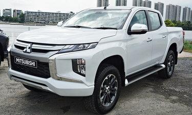 ลองขับ Mitsubishi Triton 2019 ไมเนอร์เชนจ์ใหม่ ดีไซน์สวย-ช่วงล่างเยี่ยม-ราคาถูกใจ