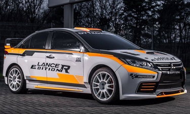 Mitsubishi Lancer Edition R 2019 ใหม่ พร้อมชุดแต่งพิเศษเอาใจคนรัก Evolution