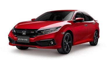 ราคารถใหม่ Honda ในตลาดรถยนต์ประจำเดือนมิถุนายน 2563
