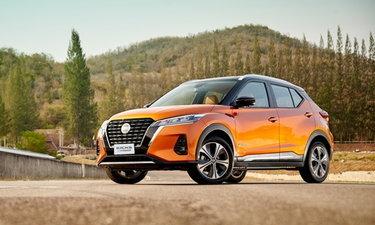 ราคารถใหม่ Nissan ในตลาดรถยนต์ประจำเดือนมิถุนายน 2563