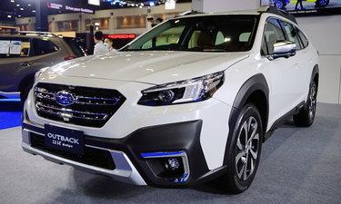 All-new Subaru Outback 2021 ใหม่ เปิดตัวจริงที่งานมอเตอร์โชว์ เคาะราคา 2,699,000 บาท