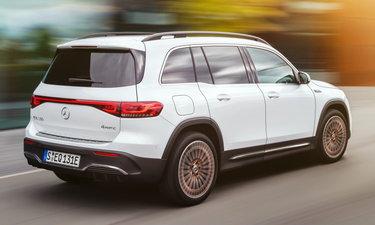 Mercedes-Benz EQB 2021 ใหม่ รถไฟฟ้าอเนกประสงค์หรู 7 ที่นั่งเปิดตัวแล้ว