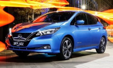 Nissan Leaf e+ ใหม่ พร้อมมอเตอร์ลูกใหญ่ขับได้ไกล 385 กม. เริ่มวางขายที่ออสเตรเลีย