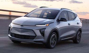 Chevrolet Bolt EUV 2021 ใหม่ ครอสโอเวอร์ขุมพลังไฟฟ้าวิ่งได้ 402 กิโลเมตร