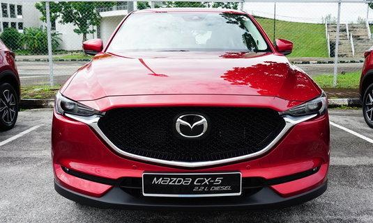 พรีวิว Mazda CX-5 2018 ใหม่ ลองของจริงก่อนเข้าไทยปลายปีนี้