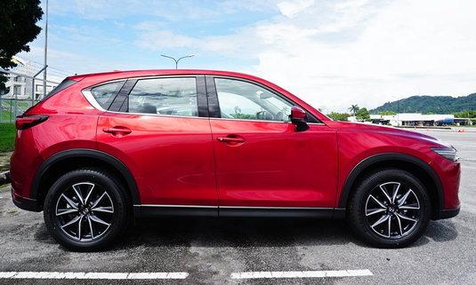 เผยสเป็ค Mazda CX-5 2018 เวอร์ชั่นไทยก่อนเปิดตัว 13 พ.ย.นี้