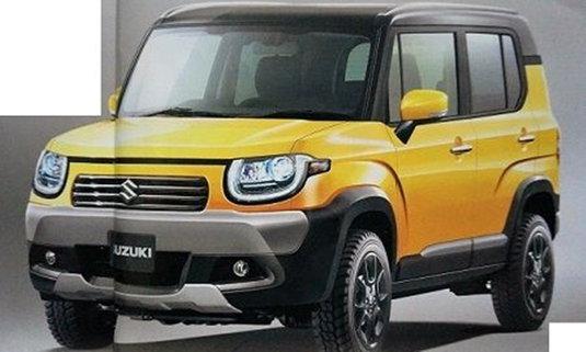 หลุด Suzuki Hustler 2017 รุ่นพิเศษใหม่เตรียมวางจำหน่ายที่ญี่ปุ่นภายในปีหน้า