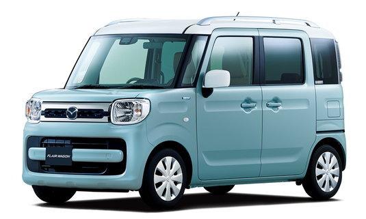 Mazda Flare Wagon 2018 ใหม่ เตรียมขายจริงที่ญี่ปุ่น 8 กุมภาพันธ์ที่จะถึงนี้