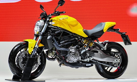 Ducati Monster 821 2018 ใหม่ เปิดตัวที่งานมอเตอร์โชว์ เคาะราคา 479,900 บาท