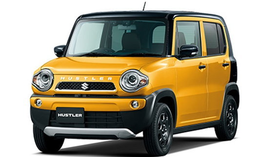 Suzuki Hustler Tough Wild 2018 ใหม่ พร้อมตัวถังสีทูโทนเปิดตัวที่ญี่ปุ่น เริ่ม 4.39 แสนบาท