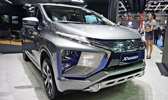 Mitsubishi Xpander 2018 ใหม่ เปิดตัวอย่างเป็นทางการแล้ว ราคา 7.79 แสนบาท